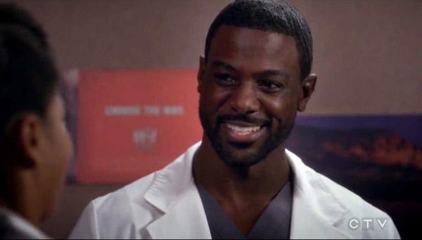Avis et commentaires sur Dr Ethan de Grey's Anatomy saison 11