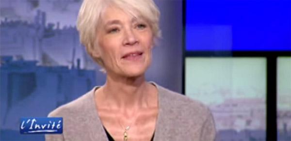 Témoignages pour supporter Françoise Hardy face à son cancer / Capture écran
