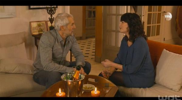 John et Gabriella nouveau couple les mystères de l'amour #LMDLA