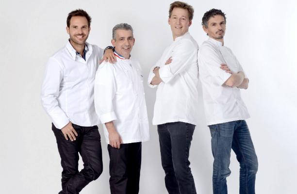 Le grand pâtissier 2015 -saison 3 : le  guide pour tout savoir / Crédit photo : Nicolas Gouhier/ABACAPRESS.COM