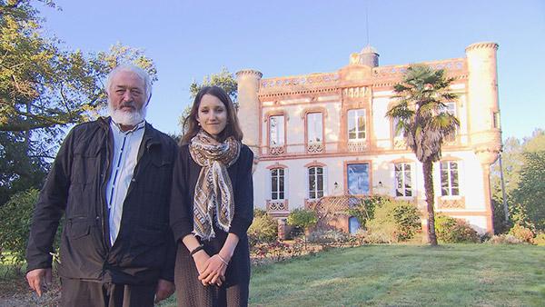Avis et adresse du château de Jacques et Marie dans Bienvenue chez nous le forum / Crédit photo TF1