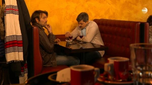 Nico et José en pleines confidences sur Julien : qui est le père ? José ou Cricri d'amour ?