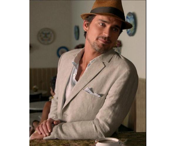 Matt Bomer au casting d'American Horror Story hotel saison 5 / Crédit photo White Collar