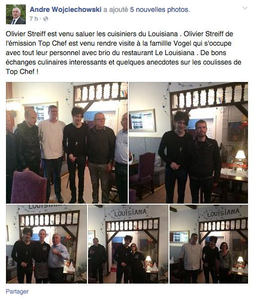 Olivier est-il le gagnant de Top Chef 6 ? spoilers ?