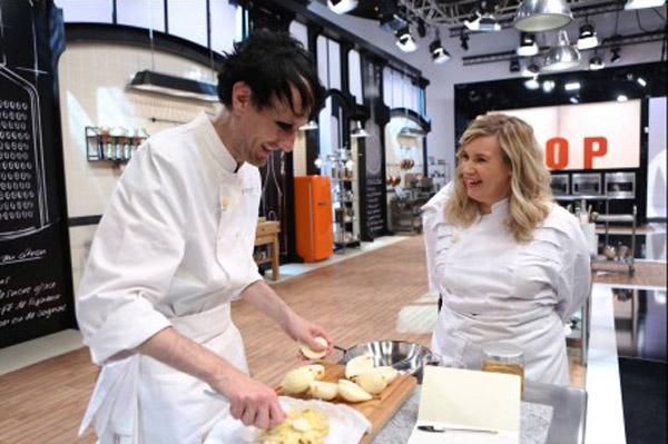 Spoiler qui gagne Top Chef 2015 sur M6 ? / Crédit : PIERRE OLIVIER/M6