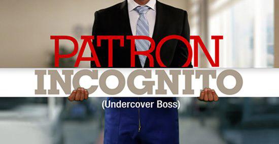 Avis et commentaires sur Patron Incognito du 31/03/214 avec le patron d'Orchestral services