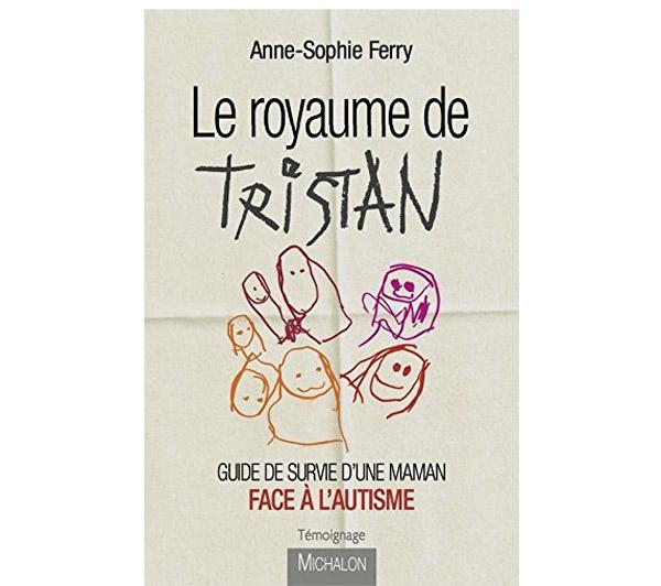 Le livre d'Anne Sophie sur l'autisme de Tristan dans 7 à 8 du 29/03/2015