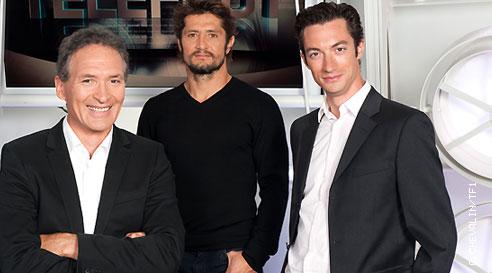 A quand le changement d'animateur de Téléfoot pour août / septembre 2015 ? / Photo TF1