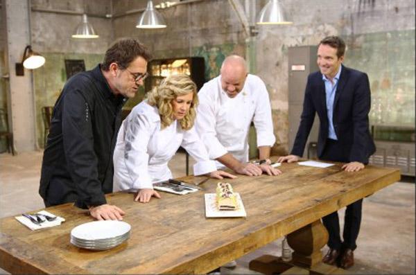 qui est éliminé de Top Chef 2015 le 30/03 ? qui part en demi-finale Top Chef le 6 avril ? / Crédit : PIERRE OLIVIER/M6