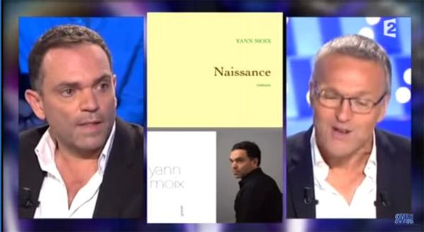 Yann Moix nouveau polémiste ONPC