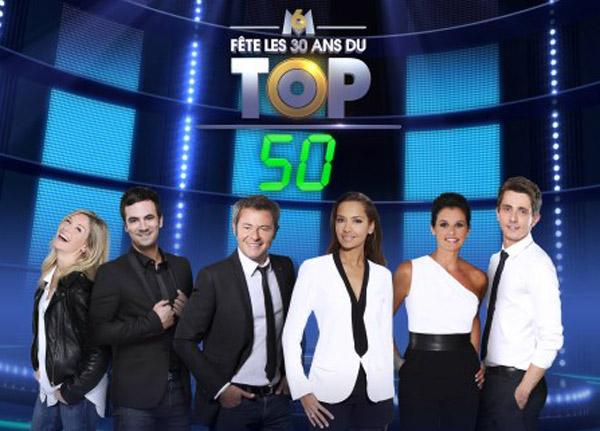 Le Top 50 de retour sur M6 le 29 avril 2015  / Crédit : PIERRE OLIVIER/Pascalito/Franck