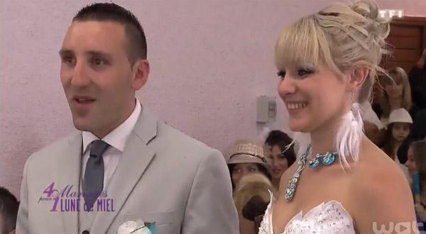 Avis sur le mariage de Christelle 4 mariages pour 1 lune de miel 14/04/2015 avec Floréal