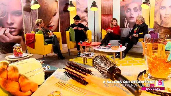 Audience TV 5 salons qui décoiffent du 6 au 10 avril 2015 : ça marche ou pas ?