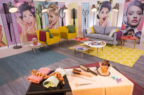 Vos adresses des salons de coiffure pour Diane, Samy, Mickael, Elisabeth et Pascal à Montpellier / Crédit : Etienne JEANNERET/M6