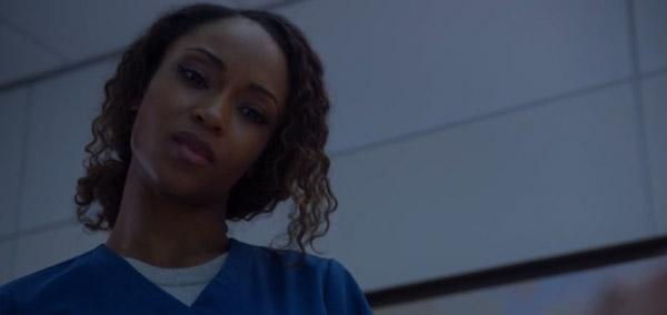 L'infirmière April dans Chicago Med