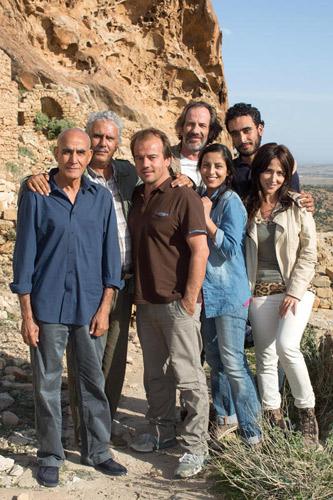 Les acteurs du prime Plus belle la vie, dette d'honneur du 19/05 // Credit : Romuald MEIGNEUX / SIPA / FTV