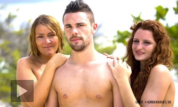 Vos réactions sur Adam recherche Eve avec Vincent le beau gosse