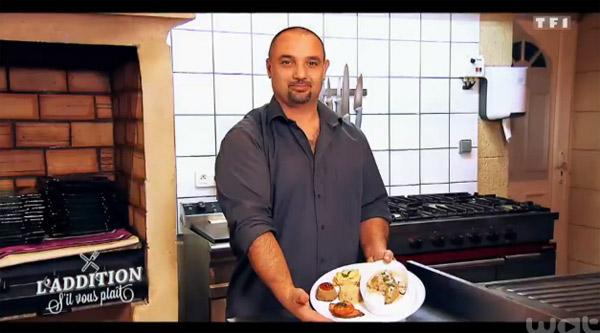 Avis cuisine et resto d'Eric La Tour d'Aigues de L'addition s'il vous plait.