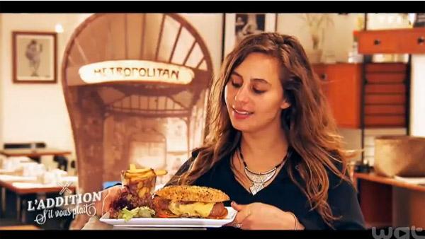 Le restaurant de Jennifer dans l'addition s'il vous plait en Provence