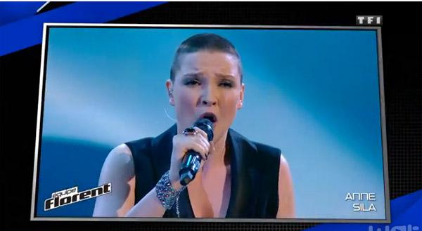 Anne Sila qualifiée ou éliminée pour la finale The Voice 2015 ?