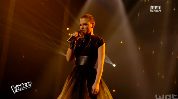 Anne SIla pas gagnante The Voice 2015