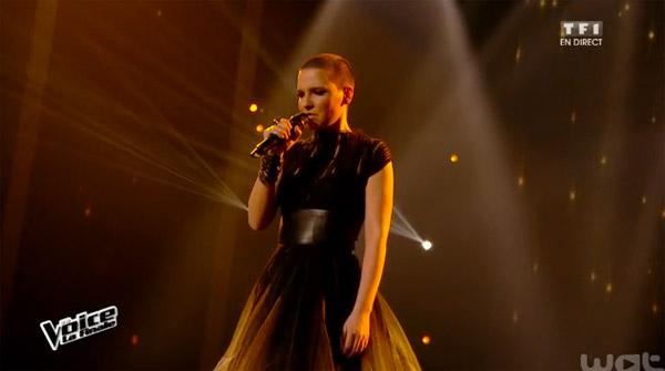 Anne SIla pas gagnante The Voice 2015