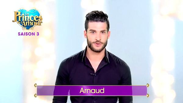Arnaud dans Les princes de l'amour 3  : le beau gosse 2015