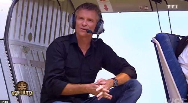 Denis Brogniart prêt pour Koh Lanta 2015