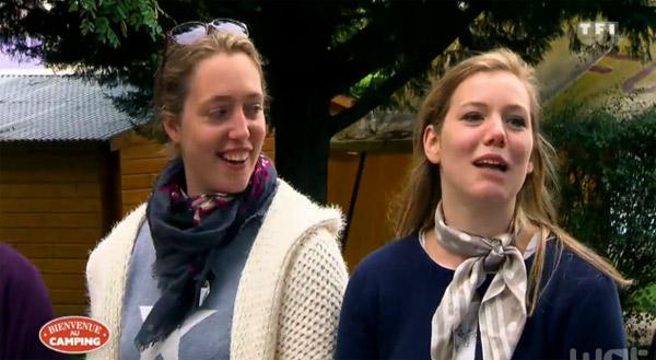 Avis et adresse du camping breton de Laurence et Christelle de Bienvenue au camping