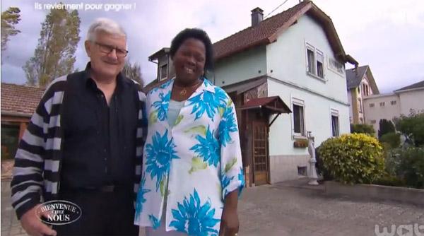 Adresse et commentaires sur Geneviève et Jean Pierre dans Bienvenue chez nous