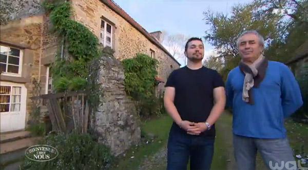 Avis et adresse de la maison de Patrick et Clement de Bienvenue chez nous TF1 (Manche)