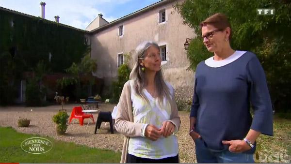 Avis maison de Nicole et Isabelle de Bienvenue chez nous dans le Gard / Capture écran