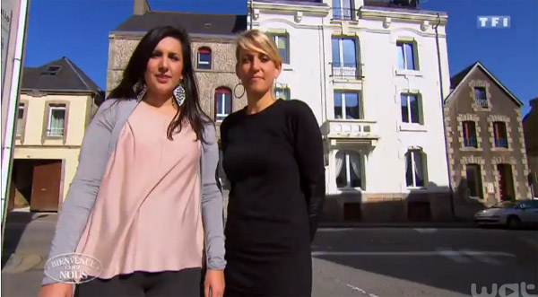 Avis et commentaires sur le forum pour la maison de Sarah et Sabrina dans Bienvenue chez nous TF1