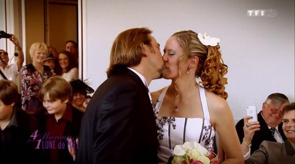 Avis mariage Catherine de 4 mariages pour 1 lune de miel  du  7 avril avec Jean Michel