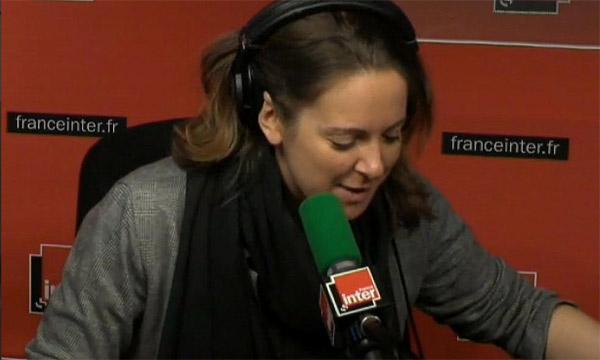 charline vanhoenacker de retour en septembre 2015 sur France inter
