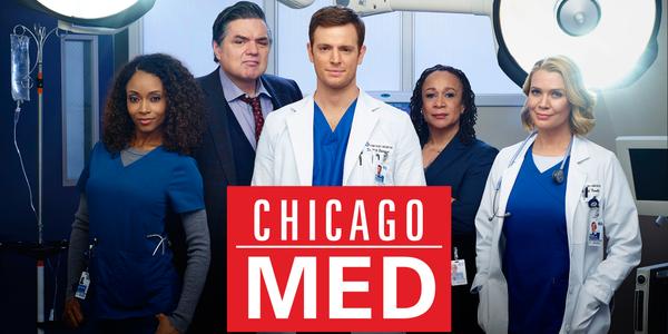 Poster promo de Chicago med