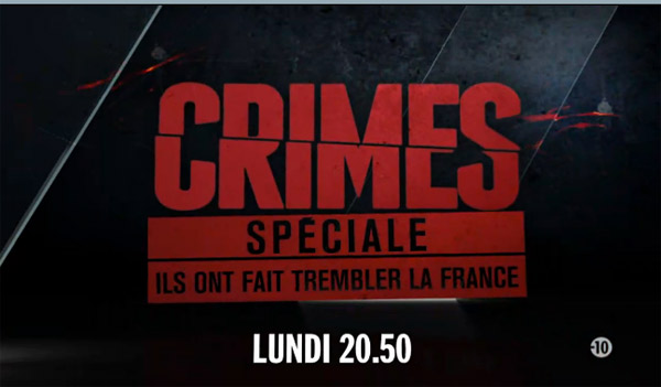 Avis sur Crimes NRJ12 du lundi 27 avril 2015