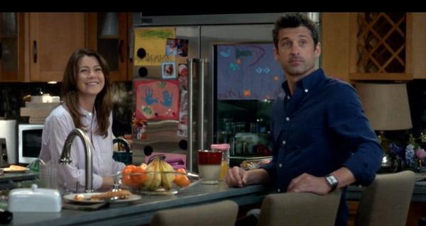 Derek et Meredith la fin d'une histoire dans le final de Grey's anatomy saison 11 ?