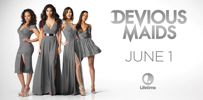 Poster promo de Devious Maids saison 3