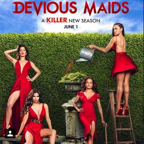 Nouvelle affiche promo Devious Maids saison 3