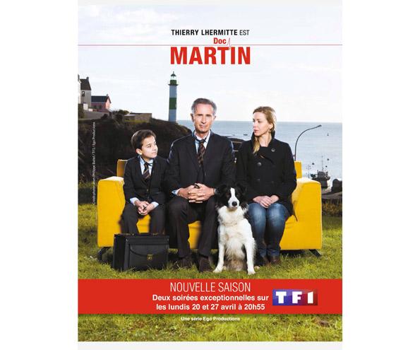 Le scénario de Doc Martin saison 4 de qualité? en partie réécrit ...