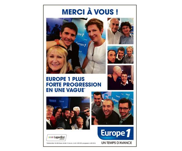 Grille europe 1 des programmes rentr e 2016 du changement - Grille des programmes europe 1 ...
