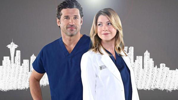 Echec de Grey's anatomy sur TF1 le 29/04/2015  / Photo ABC
