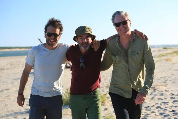 La bande d'amis de l'hôtel de la plage 2 / Photo : FTV-Gilles Scarella