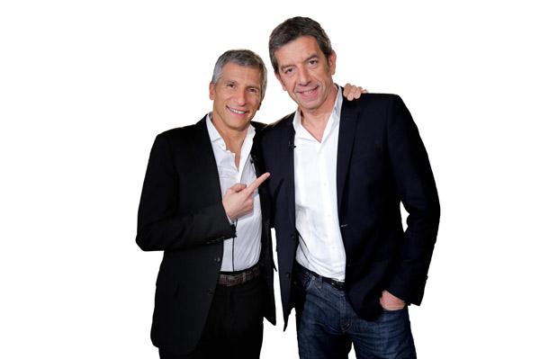 Vos avis sur Michel Cymes et Nagui dans Tout le monde joue : le duo marche bien? / © Gilles Gustines