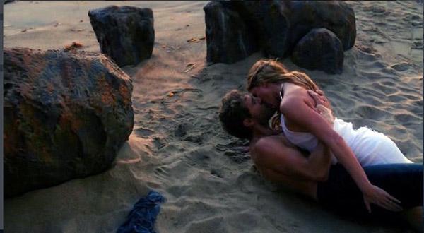 Joss et Harry en couple et amoureux dans Mistresses US saison 3 de ABC
