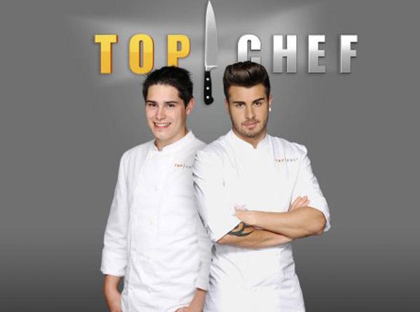 le duel Xavier et Kevin de Top Chef 2015 qui est le meilleur ? Crédit : PIERRE OLIVIER/M6