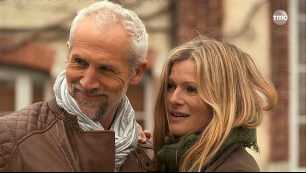 Laly et John en couple dans les mystères de l'amour saison 9