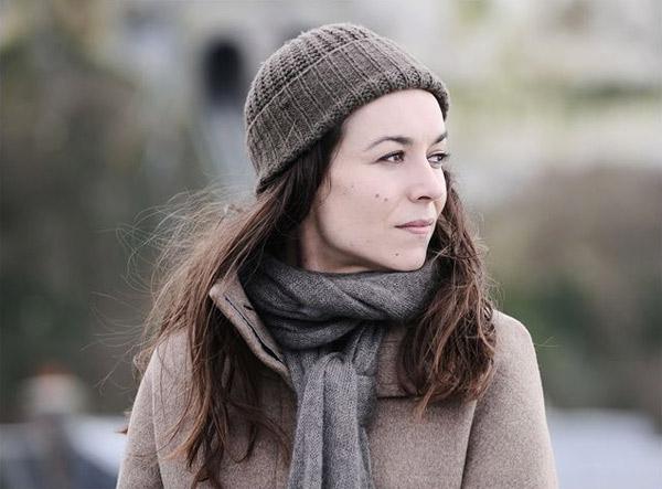 Marie Dompnier de retour dans Les témoins saison 2 en 2016 / Photo : B.Barbereau-FTV