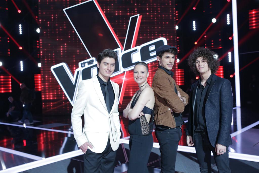 Qui est le vainqueur The Voice 4 la finale évènement ?